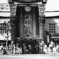 Grauman's Chinese Theater in August 1991.