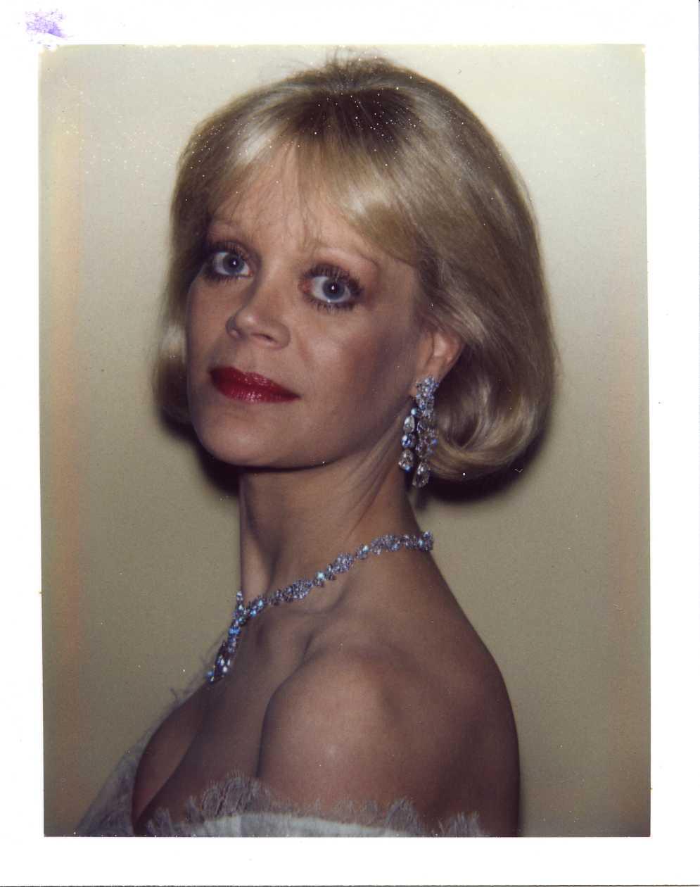 "Mick Jagger 1980 Andy Warhol: ""Polaro..."