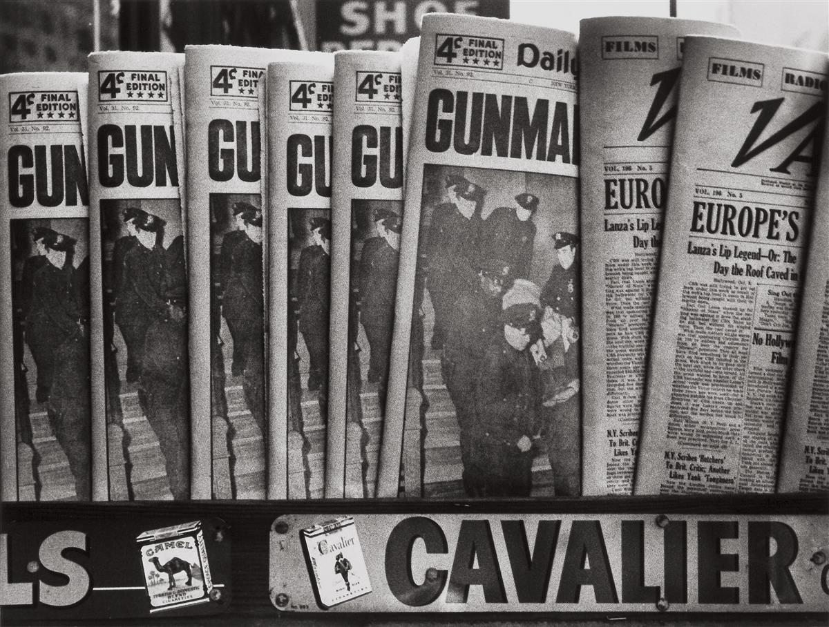 Gunman, NY, 1954 (Custom) (2)