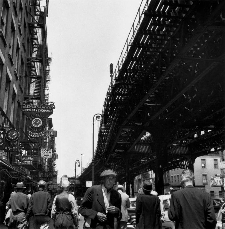 University Of Maine >> Berenice Abbott – The Photographer of New York City