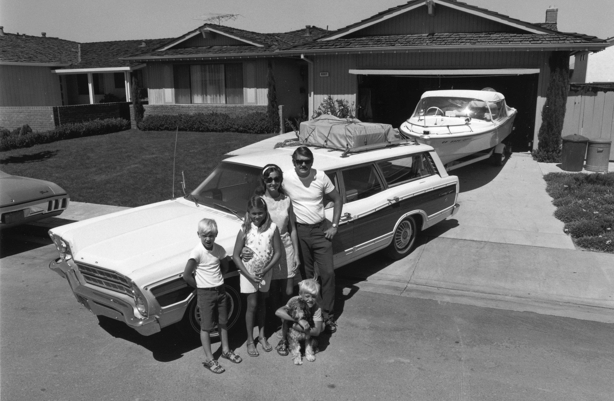 American dream family essay