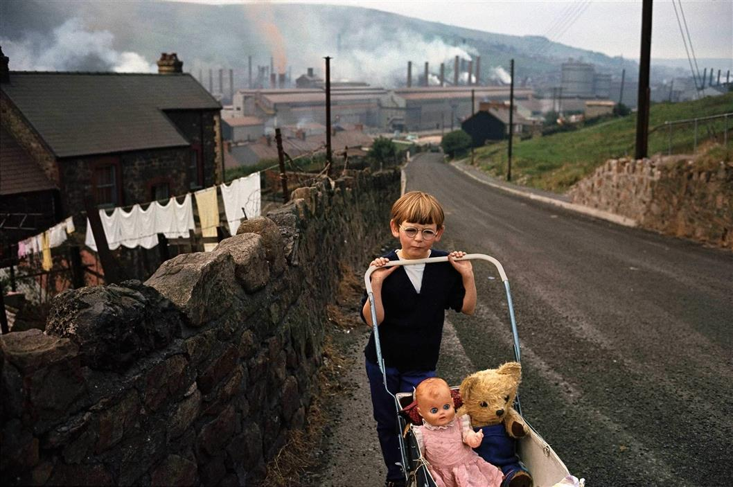 GREAT BRITAIN. Wales. 1965.