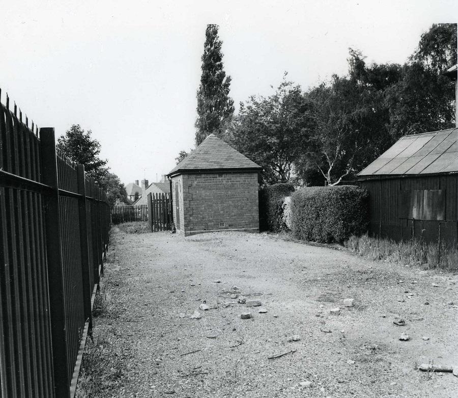 1 Unidentified Substation, 1974  668 b