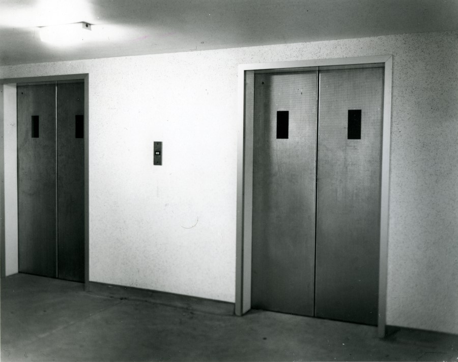 11 Lift Doors, Waitrose, 1975 (Custom)