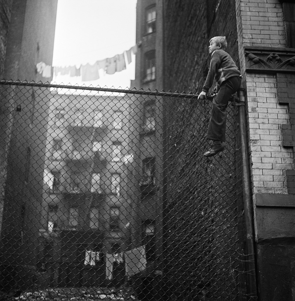 Stanley Kubrick's Photographs of 1940's NYC – AMERICAN