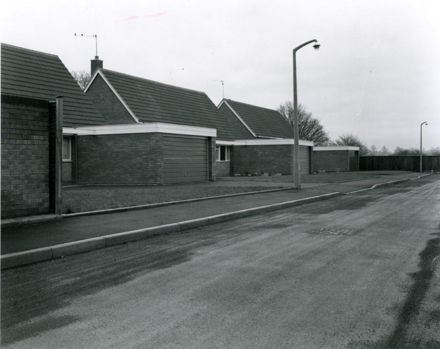 1a Tye Gardens, Stourbridge, 1973 (Custom)