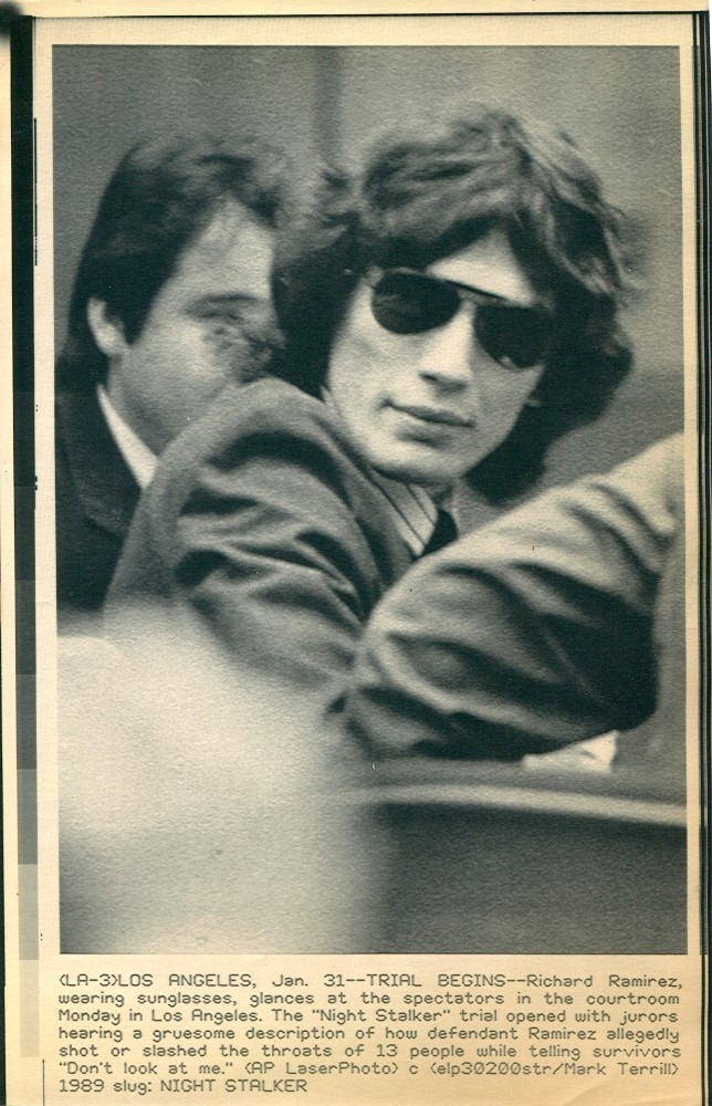 "Richard Ramirez: ""Night Stalking the Iconoclastic"