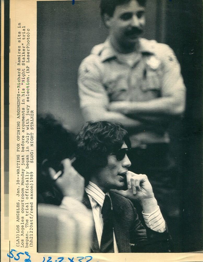 """Richard Ramirez: """"Night Stalking the Iconoclastic"""