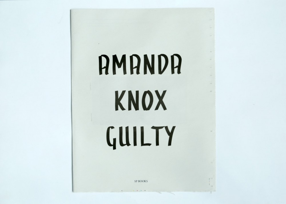 Amanda Knox Peter Mann C2 (Custom)