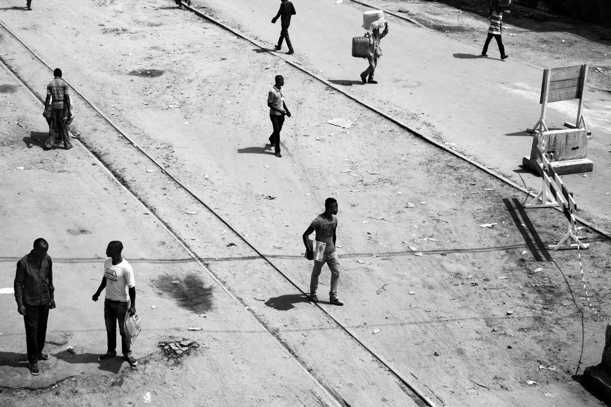 Brazzaville, Congo 2013