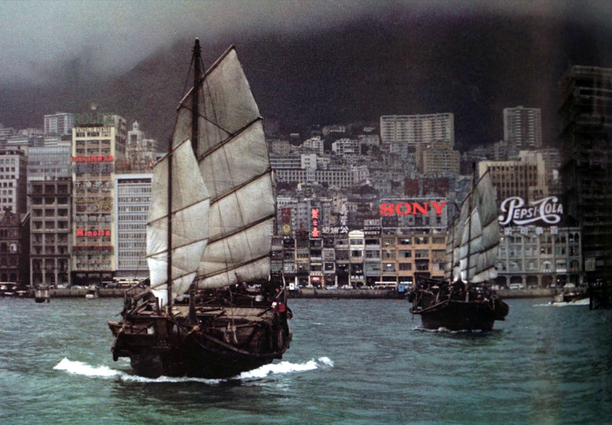 Elisofon_HK_Harbour_1962_time_life