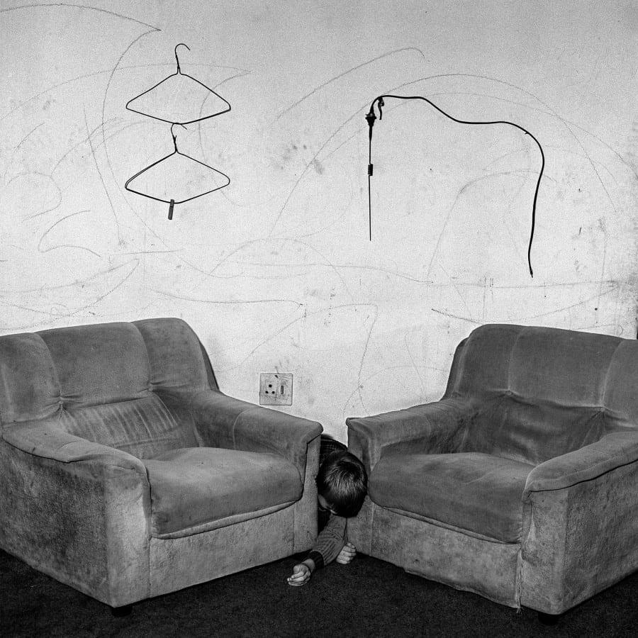 Roger Ballen & Didi Bozzini: The Home as Tomb | #ASX